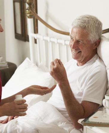 Soins de trachéotomie, infirmières à domicile, Mons