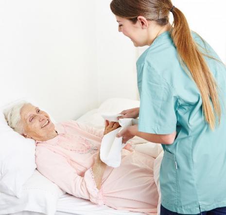 Infirmières à domicile, Mons